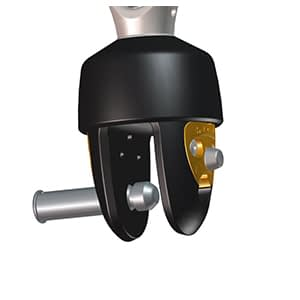 Karver Systems - New Quick Release Captive Pin Mechanism for the 3rd Generation of Continuous Line Furlers