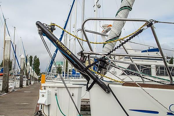 Trogear Adjustable Bowsprit - Rigging Requirements